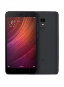 Xiaomi Redmi Note 4X 3Gb+32Gb черный