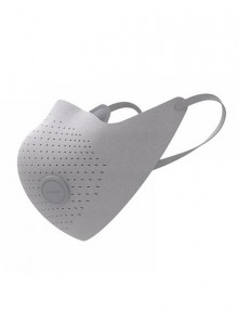 Респиратор с фильтром против тумана и дыма Xiaomi MiJia Airwear (серый)
