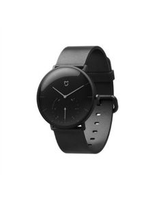 Умные кварцевые часы Xiaomi MiJia Quartz Wristwatch черный