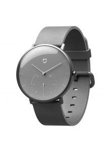 Умные кварцевые часы Xiaomi MiJia Quartz Wristwatch серый