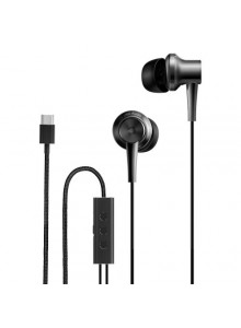 Наушники Xiaomi Mi ANC & Type-C In-Ear Earphones (черный)