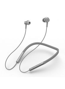 Наушники Xiaomi Mi Bluetooth Collar Earphones серебро
