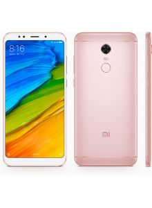 Xiaomi Redmi 5 Plus 3Gb+32Gb розовый