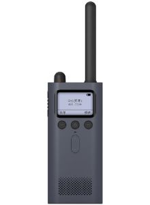 Портативная радиостанция Xiaomi MiJia Walkie-Talkie черная