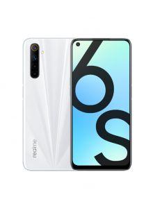 Realme 6S 6Gb+128Gb Белый